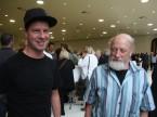 Stefan Bieri e suo padre Arnold: nell'ESA vedono un partner generoso.