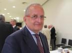 Il Presidente di auto-schweiz François Launaz: nell'ESA vede un concorrente e un partner e la stima in entrambi i ruoli.