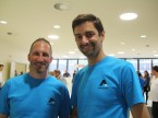 Samuel Rabenstein e Laurenz Wüthrich di Automall Dierikon: dell'ESA stimano la competenza, l'affidabilità e la considerazione nei confronti dei clienti.