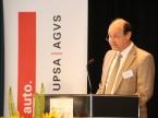 Ha riferito sui successi politici dell'Unione: il vicepresidente UPSA Pierre Daniel Senn.