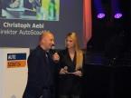 Il direttore di AutoScout24 Christoph Aebi conversa con Christa Rigozzi.