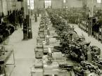 Produktion von Maag-Schleifmaschinen 1938