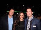 D. s.: Gianluca e Sonia Parroni (Eurotax) con Marc Kessler (Quality1)
